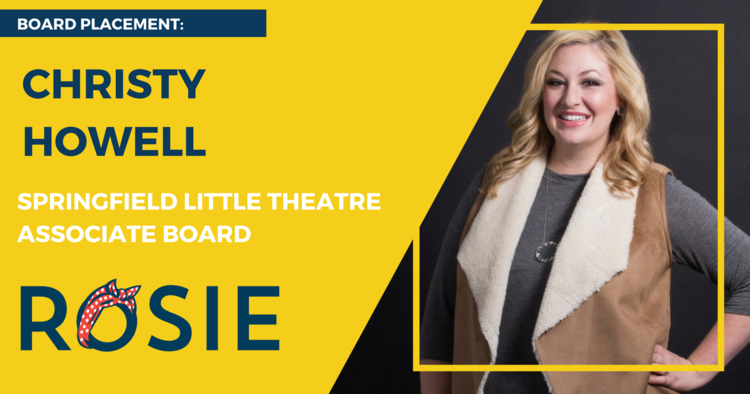 Christy Howell appointed to Springfield Little Theatre Associate Board