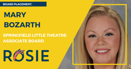 Mary Bozarth appointed to Springfield Little Theatre Associate Board